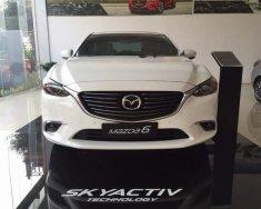 Bán Mazda 6 2.0 năm 2018, màu trắng, nhập khẩu giá 899 triệu tại BR-Vũng Tàu