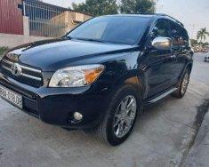 Cần bán xe Toyota RAV4 2008, màu đen giá 495 triệu tại Hà Nội