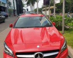 Bán Mercedes CLA 200 2017, màu đỏ, xe nhập giá 1 tỷ 260 tr tại Tp.HCM