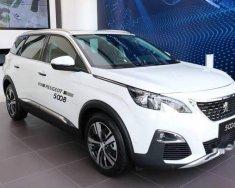 Bán Peugeot 5008 năm 2018, màu trắng, giá tốt giá 1 tỷ 399 tr tại Tp.HCM