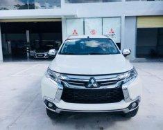 Bán Mitsubishi Pajero Sport đời 2018, màu trắng, giá tốt giá 1 tỷ 92 tr tại Đà Nẵng