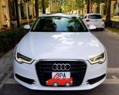 Bán Audi A6 sx 2014, màu trắng, nhập khẩu nguyên chiếc giá 1 tỷ 520 tr tại Hà Nội