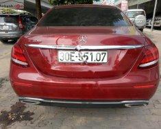 Cần bán lại xe Mercedes E250 đời 2017, màu đỏ giá 2 tỷ 179 tr tại Hà Nội