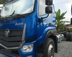 Liên hệ 096.96.44.128/0938.907.243, bán ô tô Thaco Auman C160 E4 2018, màu xanh Mica giá 789 triệu tại Hà Nội