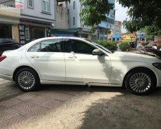 Cần bán xe Mercedes C250 Exclusive sản xuất năm 2017, màu trắng giá 1 tỷ 630 tr tại Hà Nội