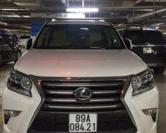 Cần bán Lexus GX 4.6 AT đời 2016, màu trắng, xe nhập giá 4 tỷ 350 tr tại Hà Nội