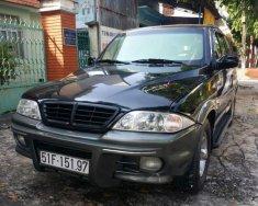 Bán ô tô Ssangyong Musso đời 2005, màu xám, 149tr giá 149 triệu tại Bình Dương