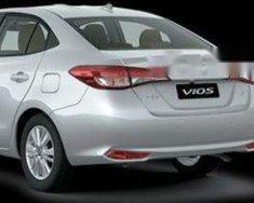 Cần bán xe Toyota Vios E MT đời 2019, màu bạc  giá Giá thỏa thuận tại Hà Nội