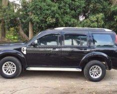 Cần bán lại xe Ford Everest sản xuất năm 2009, màu đen, giá tốt giá 468 triệu tại Hà Nội