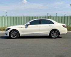 Bán ô tô Mercedes C200 sản xuất 2015, màu trắng/kem giá 1 tỷ 180 tr tại Tp.HCM