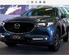 Cần bán Mazda CX 5 sản xuất năm 2018, màu xanh lam, 999 triệu giá 999 triệu tại Tp.HCM