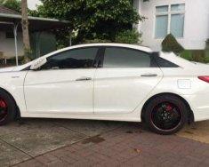 Bán Hyundai Sonata 2012, màu trắng chính chủ giá 620 triệu tại Tp.HCM