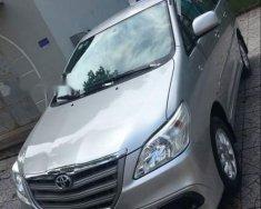 Bán xe Toyota Innova 2.0E sản xuất năm 2014, màu bạc  giá 575 triệu tại Bình Dương