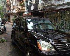 Bán Lexus GX 470 năm 2005, màu đen, xe nhập giá 1 tỷ 50 tr tại Hà Nội