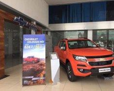 Bán Chevrolet Colorado 2018, màu đỏ, nhập khẩu  giá 624 triệu tại Đồng Nai