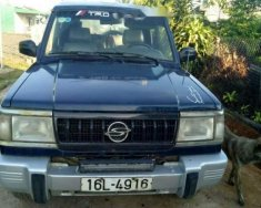 Bán xe Ssangyong Musso sản xuất năm 1995, màu đen  giá 59 triệu tại Lâm Đồng