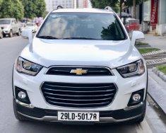 Bán xe Chevrolet Captiva sản xuất 2016, màu trắng, 710 triệu giá 710 triệu tại Hà Nội