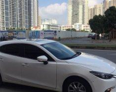 Cần bán gấp Mazda 3 1.6 AT sản xuất năm 2018, màu trắng   giá 589 triệu tại Hà Nội