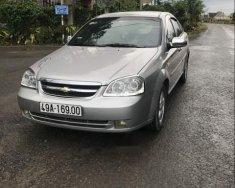 Bán Chevrolet Lacetti 2012, màu bạc   giá 295 triệu tại Đắk Lắk
