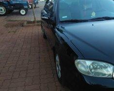 Bán ô tô Kia Spectra 1.6 sản xuất năm 2004, màu đen giá 128 triệu tại Gia Lai