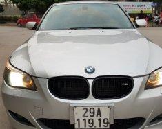 Bán xe BMW 5 Series 3.0 AT đời 2008, màu bạc giá 535 triệu tại Hà Nội