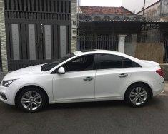 Bán xe Chevrolet Cruze Ltz 2016 màu trắng, bản full option giá 468 triệu tại Tp.HCM