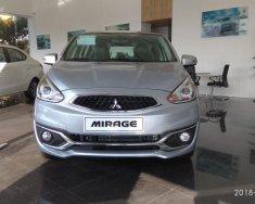 Bán xe Mitsubshi Mirage 2019 màu bạc, có sẵn giao ngay tại Quảng Bình giá 450 triệu tại Quảng Bình