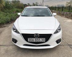 Cần bán xe Mazda 3 sản xuất 2015, màu trắng giá 610 triệu tại Hà Nội