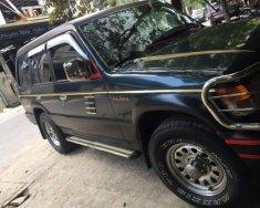 Cần bán Mitsubishi Pajero sản xuất năm 2000, nhập khẩu nguyên chiếc, giá tốt giá 115 triệu tại Thanh Hóa