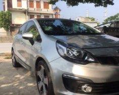 Bán Kia Rio sản xuất 2015, màu bạc, nhập khẩu giá 366 triệu tại Thanh Hóa