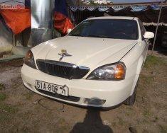 Bán Daewoo Magnus 2.0 limited đời 2005, màu trắng chính chủ  giá 150 triệu tại Tp.HCM