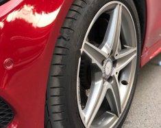 Cần bán xe cũ Mercedes C300 AMG năm 2016, màu đỏ giá 1 tỷ 620 tr tại Hà Nội