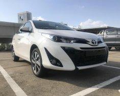 Toyota Yaris 2018 số tự động, trang bị đầy đủ tiện nghi, xe nhập Thái Lan, mới 100% giá 650 triệu tại Tp.HCM
