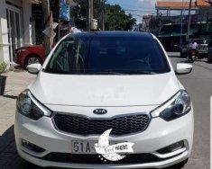 Cần bán xe Kia K3 đời 2014, màu trắng như mới giá 498 triệu tại Tp.HCM