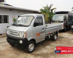 Bán xe tải Dongben 870kg thùng lửng - Hỗ trợ 90% ngân hàng giá 159 triệu tại Bình Dương