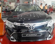Toyota Camry 2.0E 2018, màu đen, mới 100%, giao xe ngay giá 972 triệu tại Tp.HCM