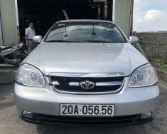 Bán Daewoo Lacetti sản xuất 2008, màu bạc, giá tốt giá Giá thỏa thuận tại Thái Nguyên