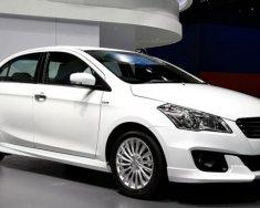 Bán Suzuki Ciaz 4AT đời 2018, màu trắng, nhập khẩu giá 499 triệu tại Bình Định