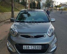 Bán xe Kia Morning 1.25 AT đời 2013, màu xám   giá 325 triệu tại Lâm Đồng