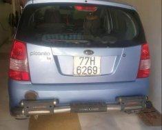 Bán Kia Picanto đời 2007, màu xanh lam, nhập khẩu  giá 195 triệu tại Bình Định