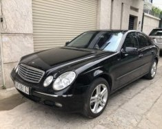 Bán Mercedes E280 năm 2007, màu đen còn mới, giá tốt giá 399 triệu tại Tp.HCM