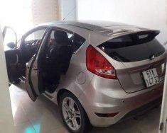 Bán Ford Fiesta năm sản xuất 2011, màu bạc   giá 330 triệu tại Tp.HCM
