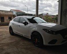 Cần bán lại xe Mazda 3 đời 2017, màu trắng giá 650 triệu tại Đắk Lắk