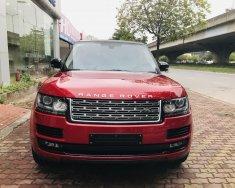 Xe LandRover Range rover HSE 3.0 đời 2016, màu đỏ, xe nhập, như mới giá 5 tỷ 250 tr tại Hà Nội