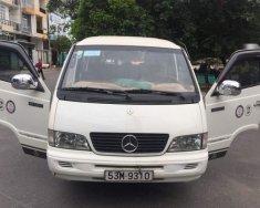 Cần bán gấp Mercedes MT sản xuất năm 2004, màu trắng   giá 129 triệu tại Tp.HCM