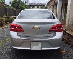 Cần bán Chevrolet Cruze LT 1.6 số sàn, xe gia đình cực kỳ đẹp, sản xuất 2017, màu bạc giá 460 triệu tại Đồng Nai