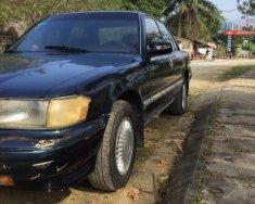 Tôi cần bán xe Toyota Cressida 1995, số tay, máy xăng, màu xanh giá 135 triệu tại Hà Nội
