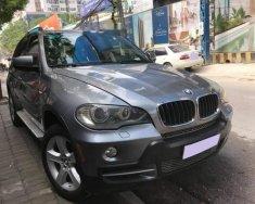Bán xe BMW X5 2007 màu xám titan, bản 3.0X-D Sport nhập Đức giá 398 triệu tại Tp.HCM
