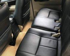 Bán gấp Toyota Fortuner 2.5MT sản xuất năm 2015, màu đen chính chủ giá 838 triệu tại Hà Nội