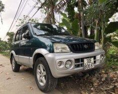 Bán Daihatsu Terios 1.3 4x4 MT, 2002, xe chạy siêu tiết kiệm nhiên liệu 6L/100km giá 189 triệu tại Tp.HCM